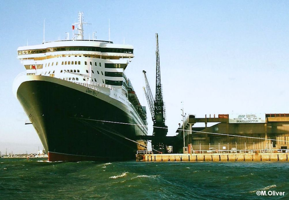 The Queen Mary 2 Review Malcolm Oliver 39 S Waterworld
