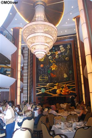 Oasis of the Seas Ship Review | Malcolm Oliver\'s WaterWorld