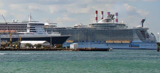 Titanic Vs Carnival Cruise Ship Awesome Youmailr Com