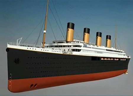 Titanic II, (Blue Star Line)
