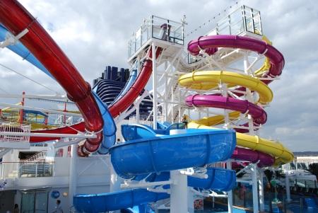 (Aqua Park/Water Slides)