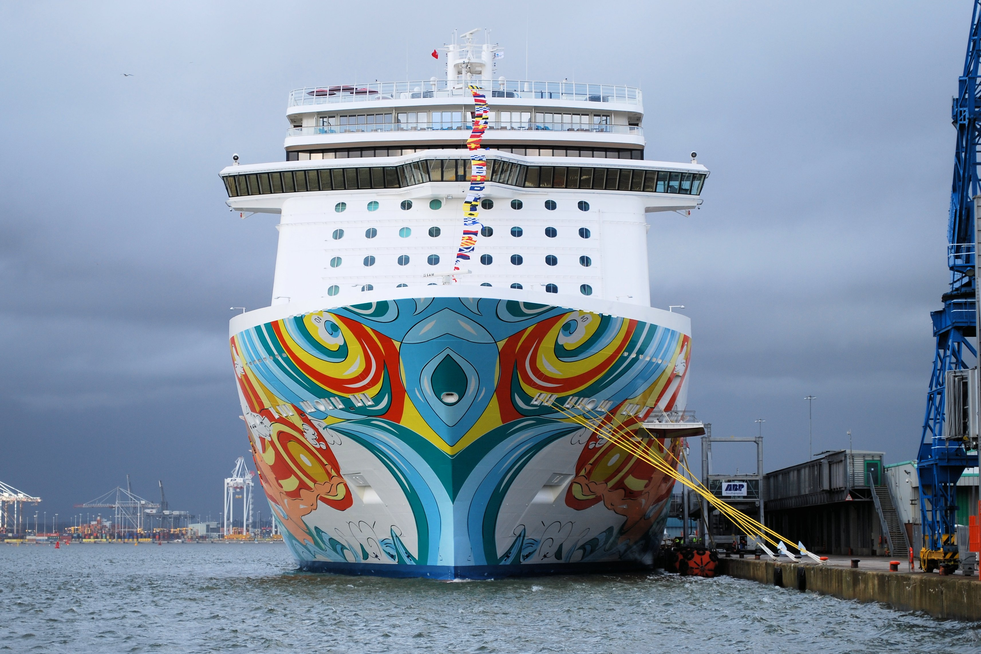 Norwegian Getaway Review Malcolm Oliver 39 S Waterworld