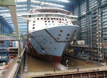 (Meyer Werft shipyard - RCI image)
