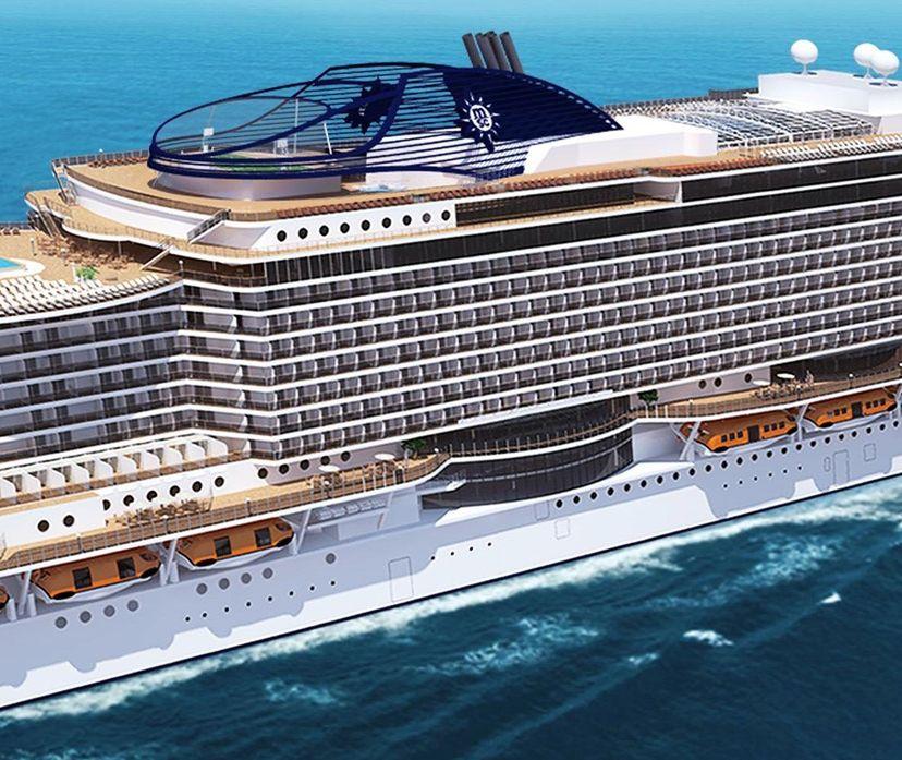Mediterranean shipping company cruises for Msc meraviglia wikipedia