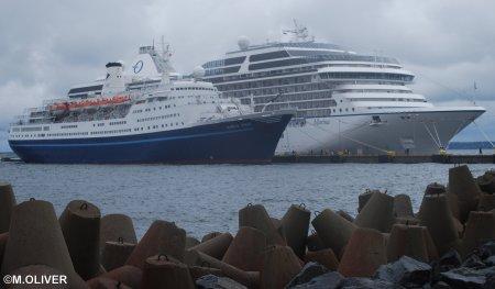 (MP and Oceania's Marina, 2014, Germany)