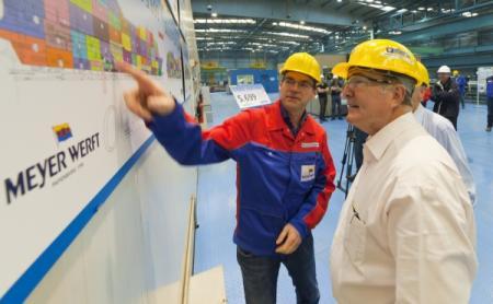 (Meyer Werft/RCI)