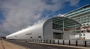 (Southampton's newer Ocean Terminal)