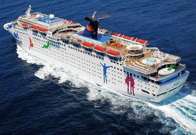 CMV Malcolm Olivers WaterWorld - Magellan cruise ship
