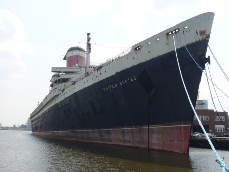 (SS United States Today - source unknown)