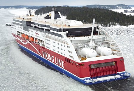 Viking Grace, LNG Ferry