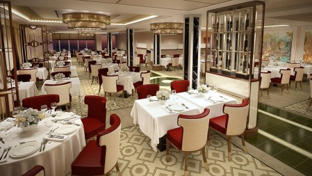 Queen's Grill (Image courtesy of Cunard)