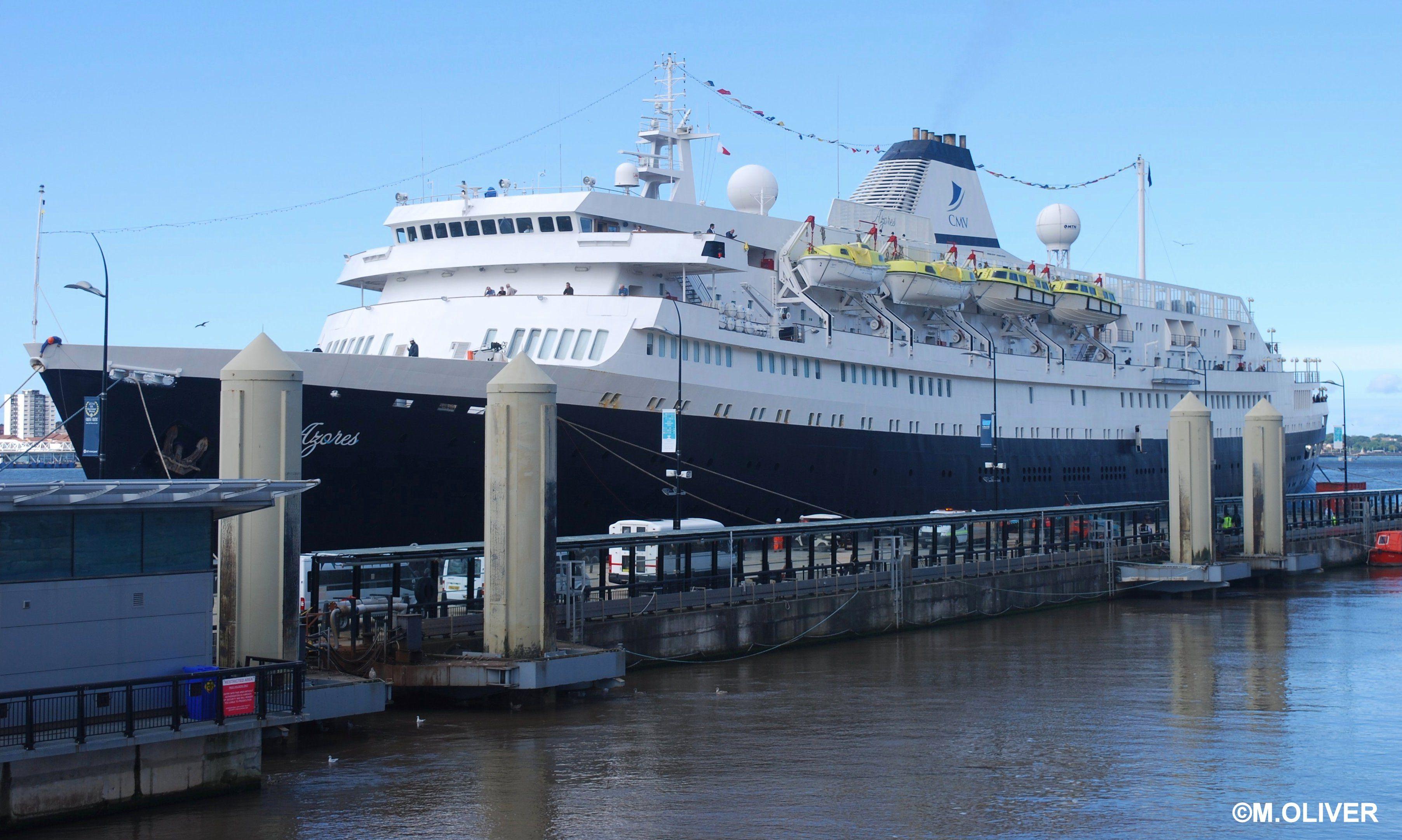 MV Astoria (Azores) Review   Malcolm Oliver's WaterWorld