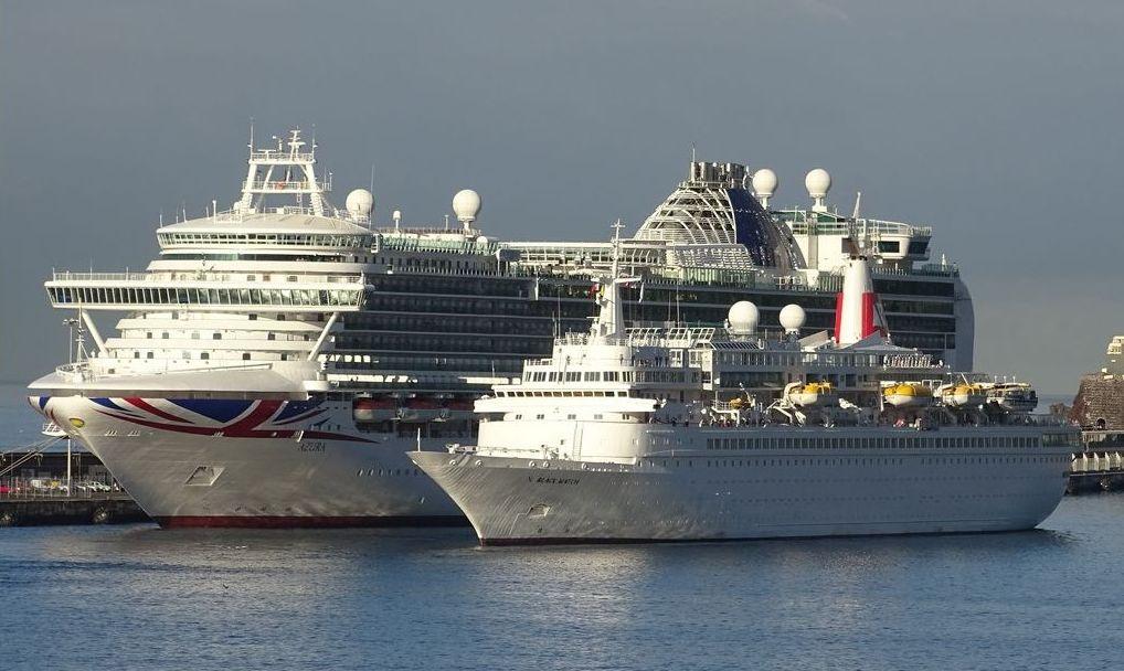 Britannia Cruise Ship Deck Plan Rare Fresh At Wonderful