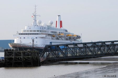 Boudicca - Tilbury 17th Dec. 2015
