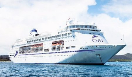 CMV Gets EX-P&O Ship