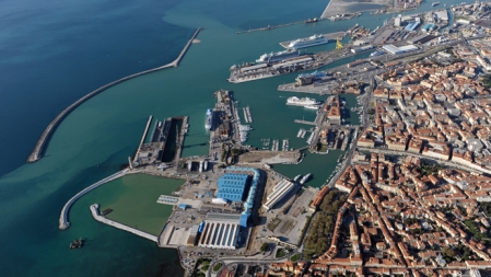 (Livorno Port Authority)