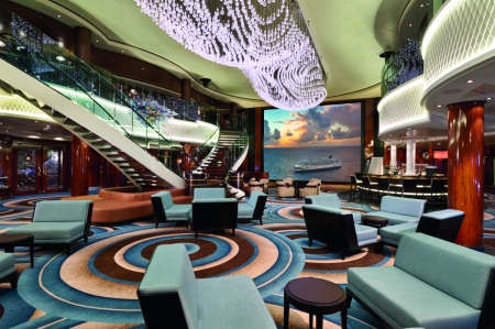 Norwegian Gem (Courtesy NCL) Refurbished