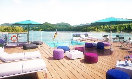 Pool Deck (Courtsey Amadeus)