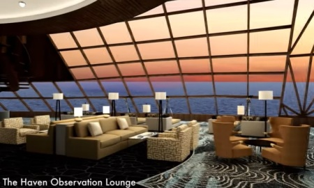 Haven Observation Lounge (Courtesy NCL)