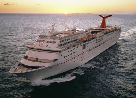 (Photo by Andy Newman/Carnival Cruise Lines)