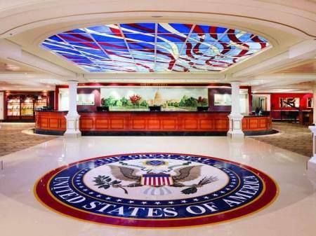 Pride of America refurbishment 2016