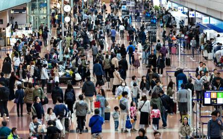Japan's Golden Week Holiday Begins